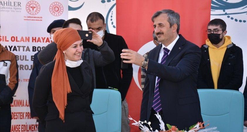 İçişleri Bakanı Soylu, Kırıkkale'de çocukları uyuşturucu tedavisi gören annelerle telefonda görüştü