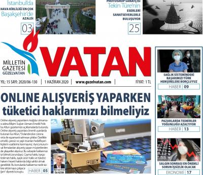 E_Gazete Sayı: 129 - Haziran 2020