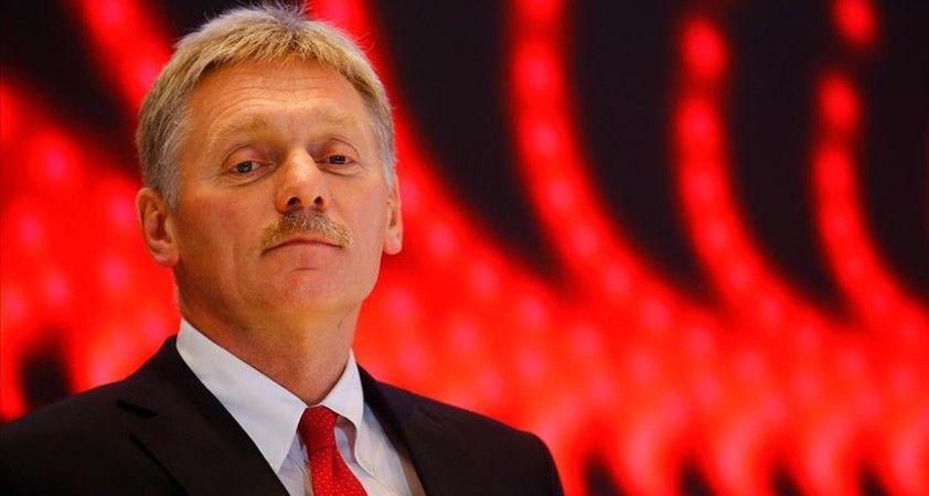 Kremlin Sözcüsü Peskov: 'Rusya ve ABD petrol istişareleri yapacak'