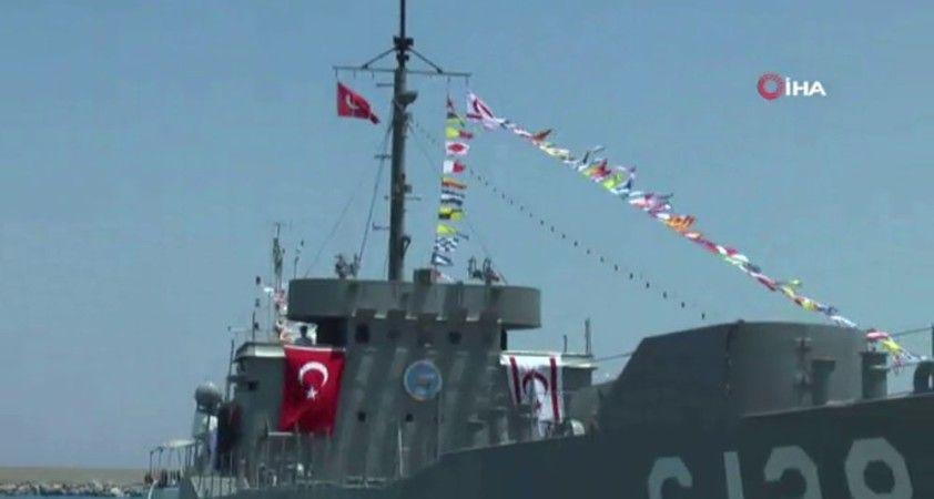 Kıbrıs Barış Harekatı'nda görev alan çıkarma gemisi müzeye dönüştürüldü