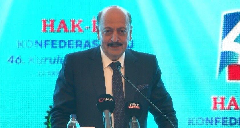 Bakan Vedat Bilgin: 'Türkiye, dolar-faiz-enflasyon arasındaki sarmalı kıracaktır'