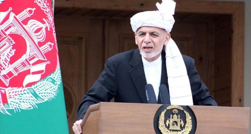 Afganistan Cumhurbaşkanı Gani: Taliban barış amacına ancak seçimle ulaşabilir