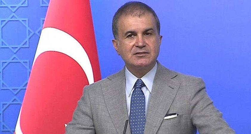 Ak Parti Sözcüsü Çelik'ten KKTC mesajı
