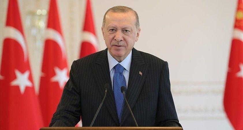 Cumhurbaşkanı Erdoğan: Su kaynakları üzerindeki baskı her geçen yıl daha da artacak