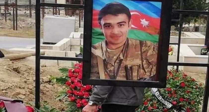 Okulu bıraktı, Azerbaycan'da şehit oldu