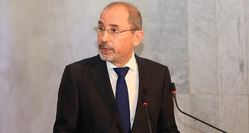 Ürdün Dışişleri Bakanı'ndan İsrail'e 'ilhakın ilişkilerde vahim sonuçları olacağı' uyarısı