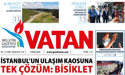 GüzelVatan E-Gazete - Ekim 2020