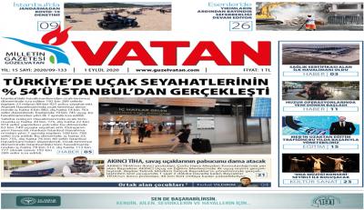 GüzelVatan E-Gazete - Eylül 2020