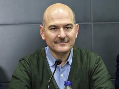 İçişleri Bakanı Süleyman Soylu: Biz göçü engellemiyoruz biz göçü yönetiyoruz