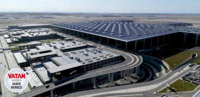İstanbul Havalimanı'ndan devlet kasasına nakit akışı başladı