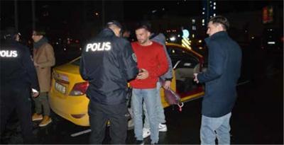 İstanbul'da huzur operasyonları devam ediyor