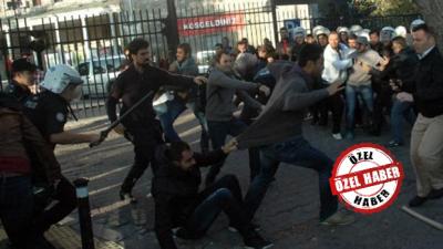 İstanbul'da şiddet ve tahammülsüzlük kol geziyor!