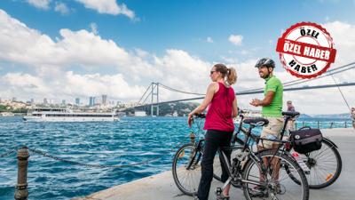 İstanbul'un ulaşım kaosuna tek çözüm: Bisiklet